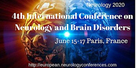 4th International Conference on Neurology and Brain Disorders billets