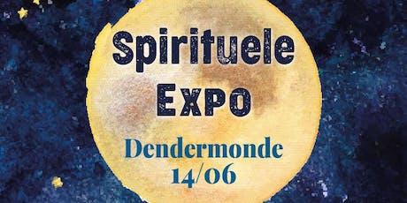 Spirituele Beurs Dendermonde • Bloom Expo tickets