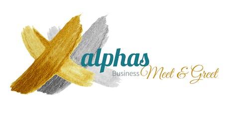 alphas Business Meet & Greet© Tickets