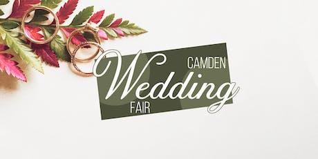 Camden Wedding Fair 2020 tickets