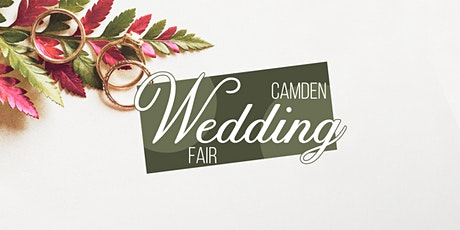 Camden Wedding Fair 2020 tickets