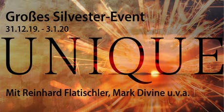 UNIQUE – Großes Silvester-Event Tickets