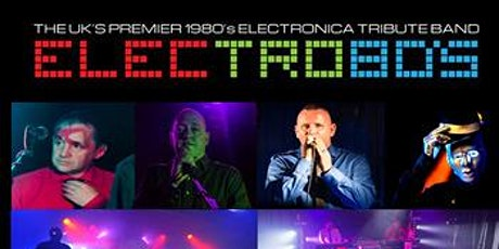 Electro 80s tickets