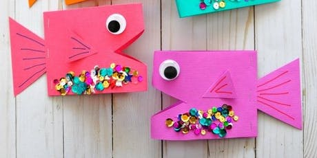 Paper Fish tickets