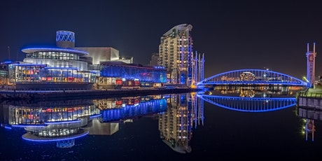 Manchester Quays Evening Photowalk  - Meet up tickets