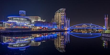 Manchester Quays Evening Photowalk  - Meet up tickets