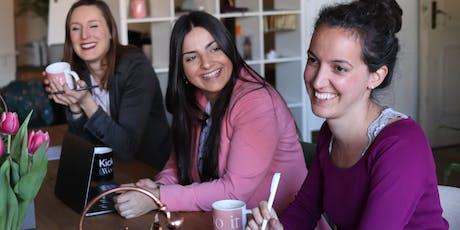 Wise Women & Money Conversation tickets