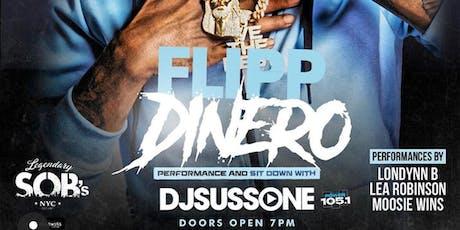 Sounds of Lyfe: Flipp Dinero tickets