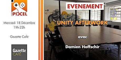 Sud Piccel - Unity Afterwork#18 avec Damien Hoffschir billets