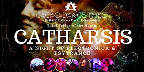 Cacao Dance Tribe: CATHARSIS - Electronica & Psychedelic Trance - Ecstatic Dance + Cacao tickets