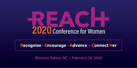 The REACH Women's Conference 2020 tickets