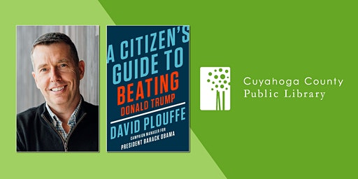 Meet Author David Plouffe