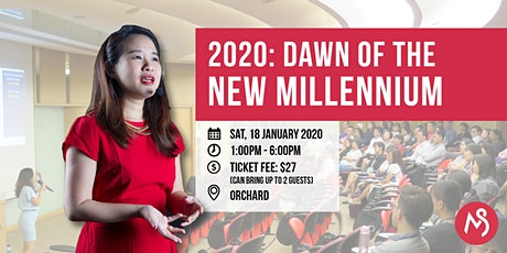 2020: Dawn Of The New Millennium tickets