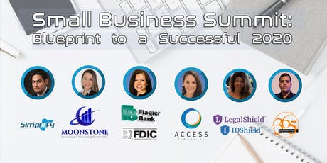Small Business Summit: Blueprint to a successful 2020 tickets