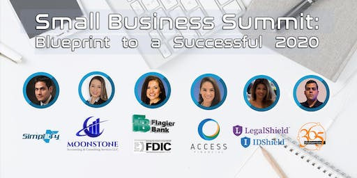 Small Business Summit: Blueprint to a successful 2020