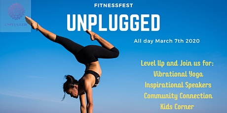 FitnessFest Unplugged 2020 tickets