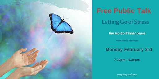 Free Talk Letting go of Stress