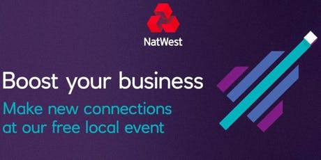 First Tuesday Networking@Waffle 21 presents #NatWestBoost #Accounting #MTD tickets