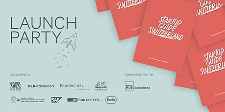 Startup Guide Switzerland Launch Party Tickets