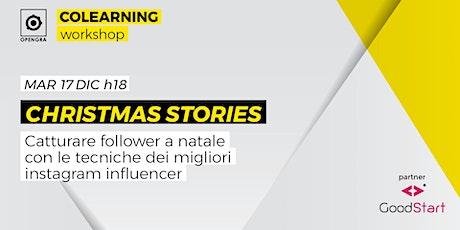 Christmas stories biglietti