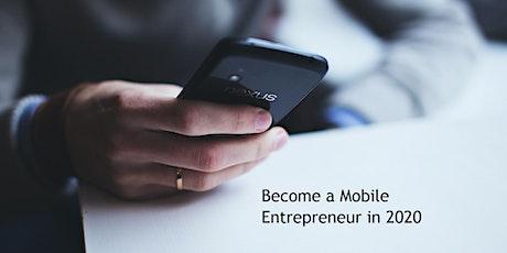 [Hands-On]No More Laptop Entrepreneurs But Mobile Phone Entrepreneurs tickets