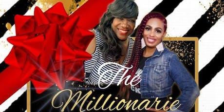 Millionaire Mindset Table Talk Christmas tickets