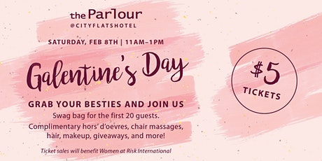 Galentine's Day at theParlour tickets