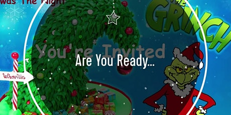 Annual Twas The Night- A Grinch Christmas tickets