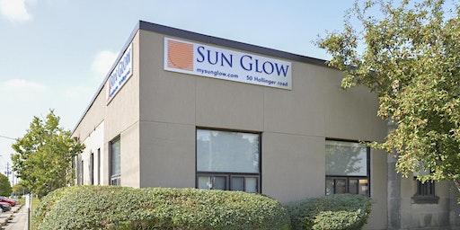 Sun Glow: Metalization Tutorial