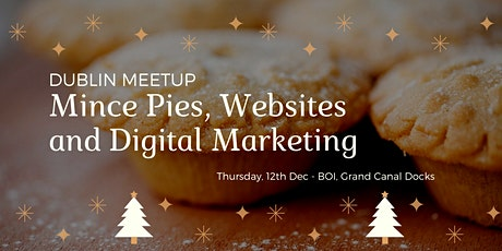Mince Pies and MeetUp tickets