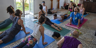 · Yoga, Escursioni, Meditazione & Olii Essenziali Retreat ·