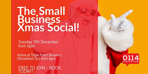 The Small Business Xmas P**s up in a Brewery