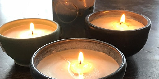 *SOLD OUT* Winter Candlemaking Class