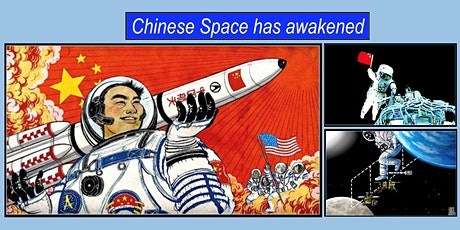 POSTPONED : The Chinese Space Programme tickets
