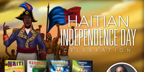 Haitian Independence Day Celebration tickets