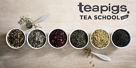 teapigs tea school tickets