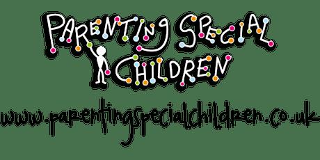 Sensory Processing Workshop - Reading tickets