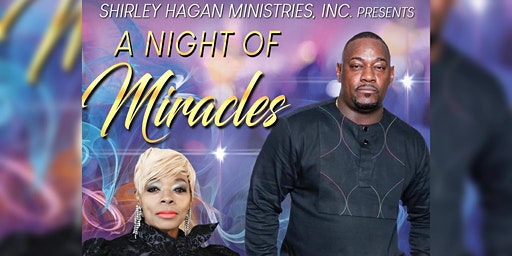 A Night of Miracles with Prophet Undre Williams