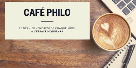 """Café philo : que prétend-on dire quand on dit  """"je t'aime"""" ? billets"""