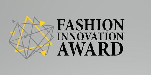FASHION INNOVATION AWARD 2020 - Sustainability Edition