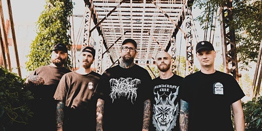 The Acacia Strain w/ Rotting Out, Creeping Death, + More @ Hoosier Dome