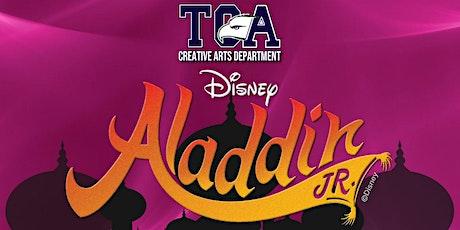 Aladdin Jr. Musical tickets