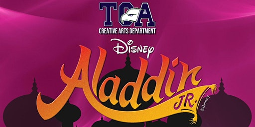 Aladdin Jr. Musical