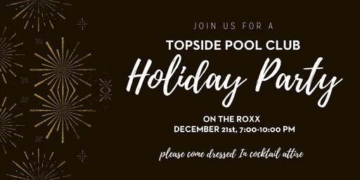 Topside Christmas Party