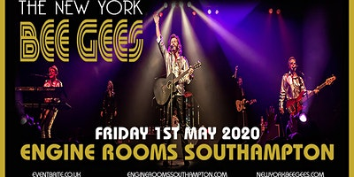 New York Bee Gees (Engine Rooms, Southampton)