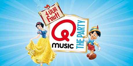 Qmusic the Party - 4uur FOUT! in Naaldwijk (Zuid-Holland) 10-10-2020 tickets