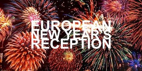 European New Year's Reception 2020 tickets