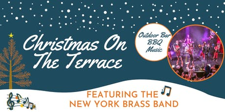 Christmas on the Terrace tickets