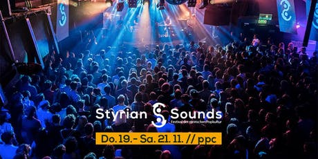 Styrian Sounds Festival 2020 Tickets