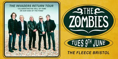 The Zombies - The Invaders Return Tour